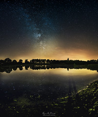 Milky Way (as seen from 'Doetinchem (surroundings),  The Netherlands - with Sony A7s