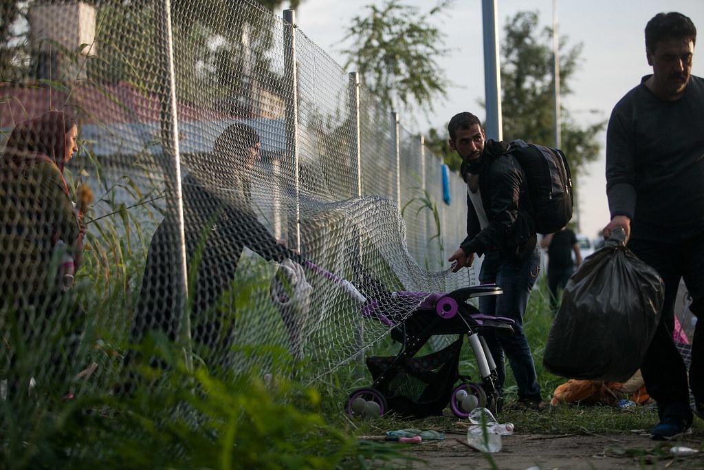 Menekülthelyzet