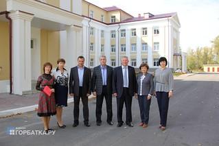 Гости из Петушинского района