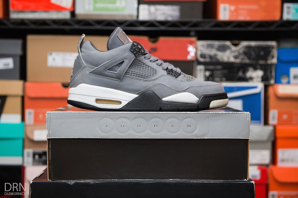 2004 Cool Grey IV's.