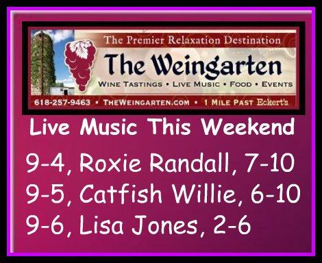 The Weingarten 9-4 thru 9-6-15