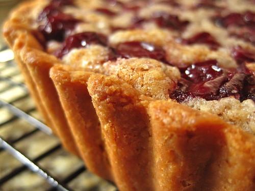 Haydn's Cherry-Almond Tart 4