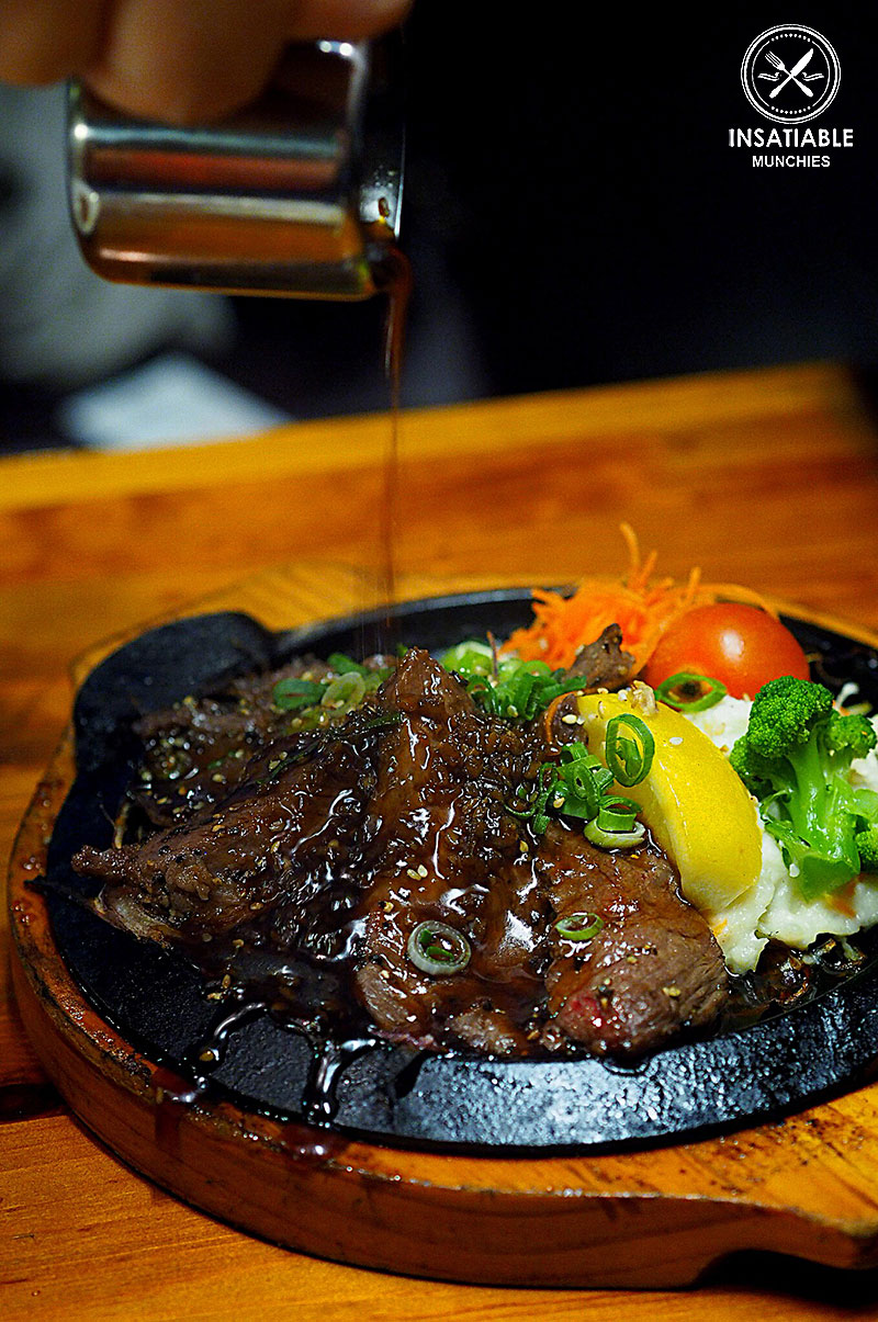 Sydney Food Blog Review of Tamagta Ya, Neutral Bay: Premium Wagyu Beef Steak, $10.80