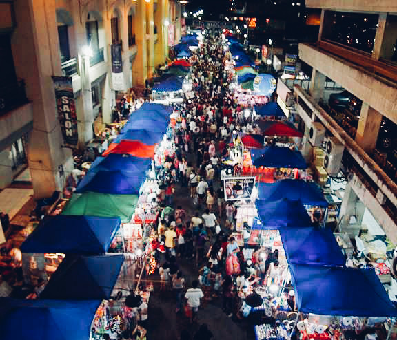 Tutuban night market
