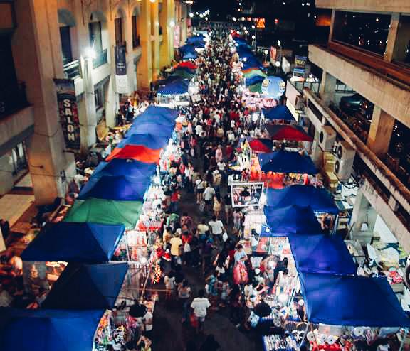Tutuban night market