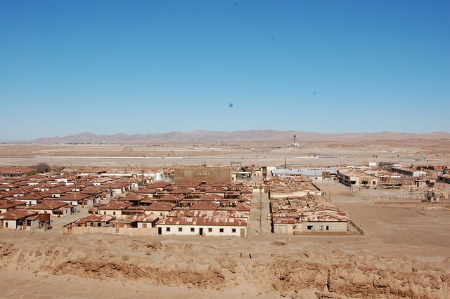 Views from Oficina Salitrera Humberstone, Tarapacá, Chile