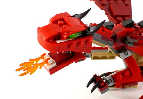 LEGO Creator 31032 Red Creatures 08