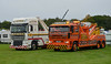 DAF Wrecker Evolution Lantern DAF XF and Crouch DAF 3600 ATi side by side by Beer Dave