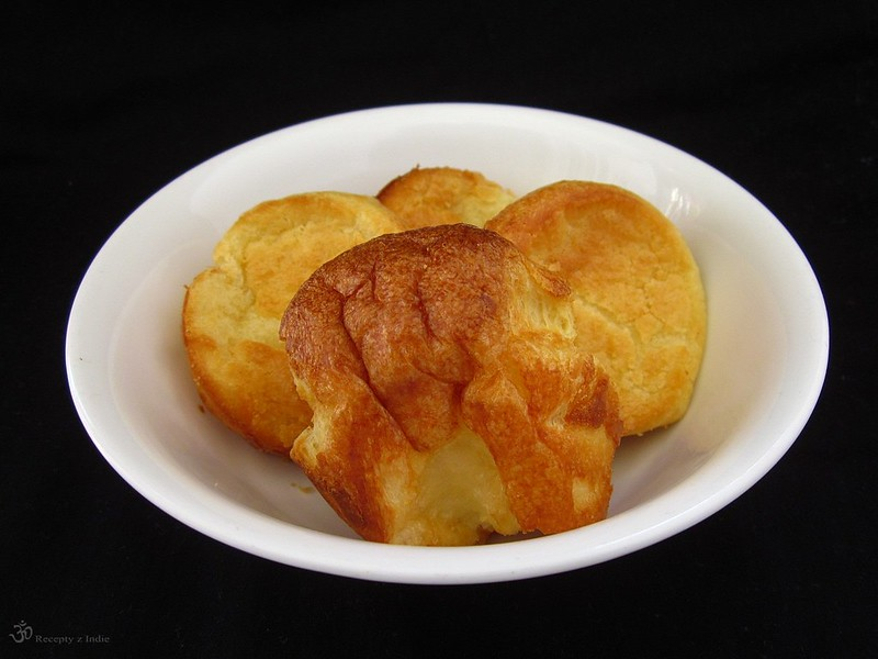 Yorkshirsky puding, Popovers