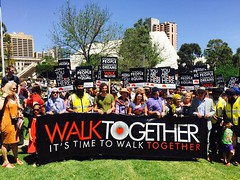 Welcome to Australia SA! WALK TOGETHER 2015