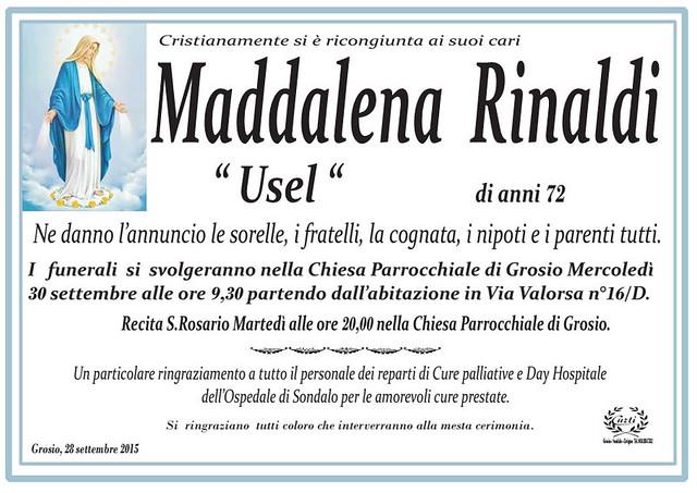 Rinaldi Maddalena