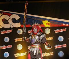 New York Comic Con 2015 - Ganon