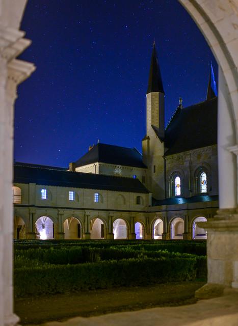 Fontevraud l'Abbeye Royale