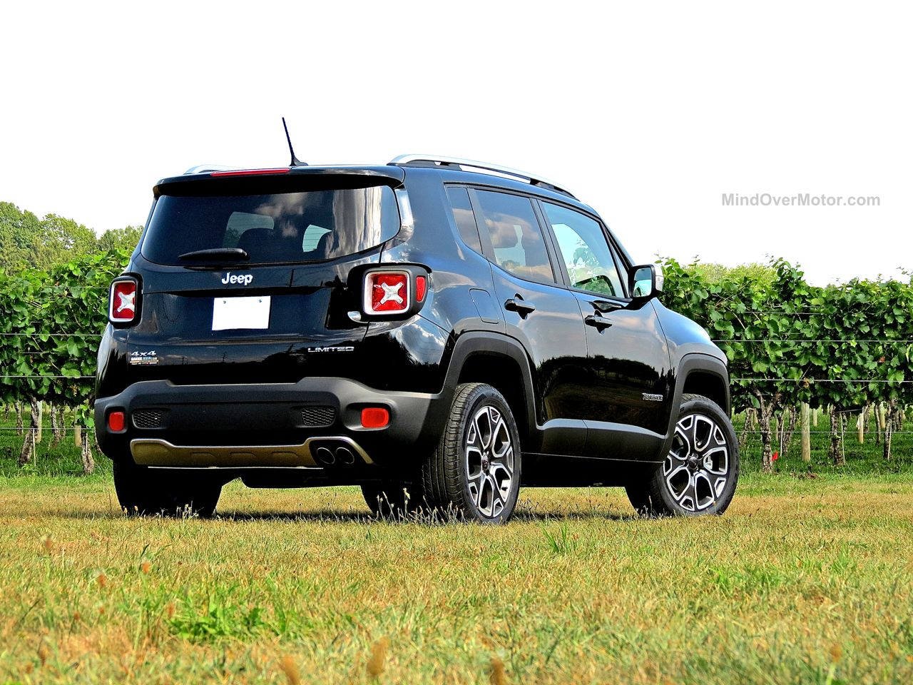 Jeep Renegade Limited Review 9