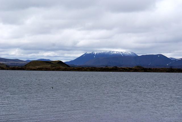 Islandia - Lago Myvatn