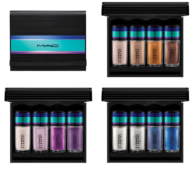HOLIDAY 2015 Irresistibly Charming Kits Mini Glitter And Pigment