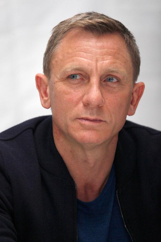 Дэниел Крэйг — Пресс-конференция «007: СПЕКТР» 2015 – 37
