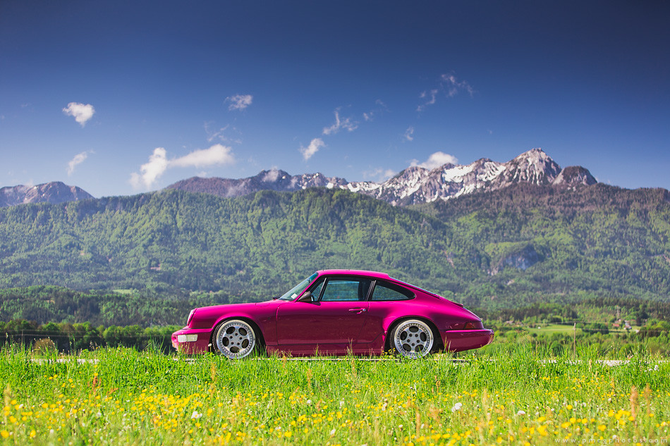 Porsche 964 Milestone71