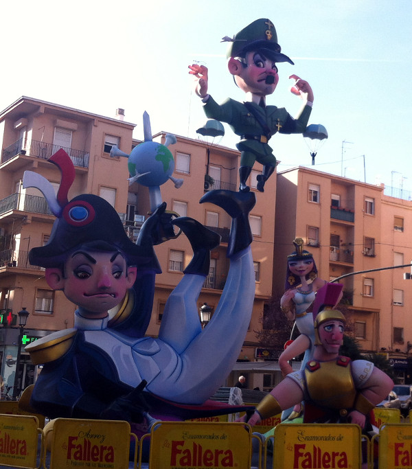 Fallas Fiesta Valencia2