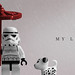my life ( broken umbrella ) by Young's Lego