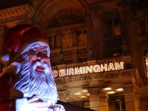 Hohoho, Birmingham...