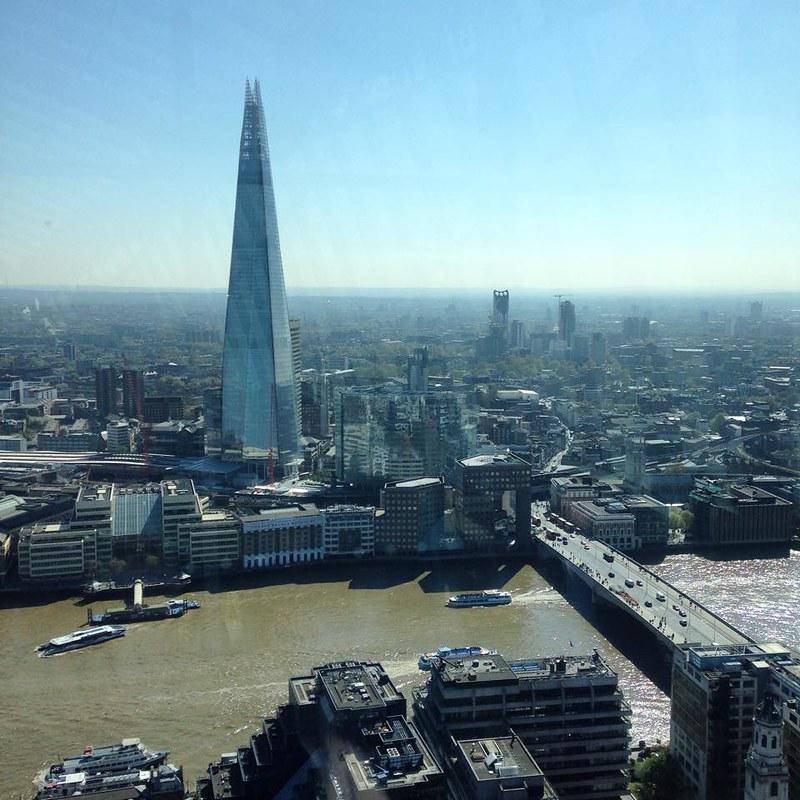 Sky Garden @ Londýn, Velká Británie