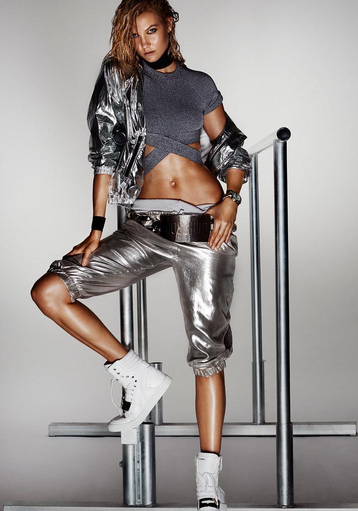 Карли Клосс — Фотосессия для «Vogue» CH 2015 – 4
