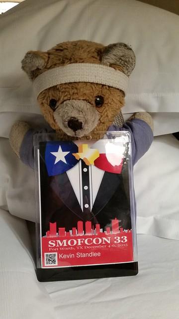 SMOFCon 33 Badge