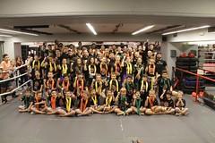 Εξετάσεις έγχρωμων ζωνών Νοέμβριος 2015 - Fight Club Galatsi