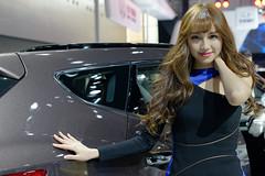 Auto Salon girls