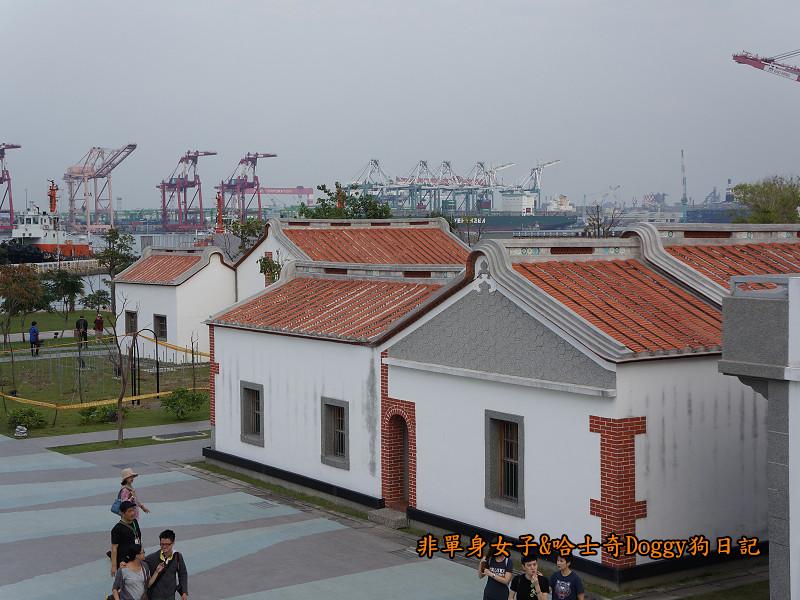 台鐵郵輪日南車站&高雄紅毛港35