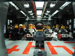 Star Destroyer briefing room