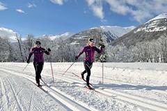 Nejlepší běžkování ve Švýcarsku