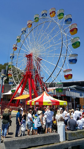 The Ferris Wheel, Luna Park, Sydney NSW