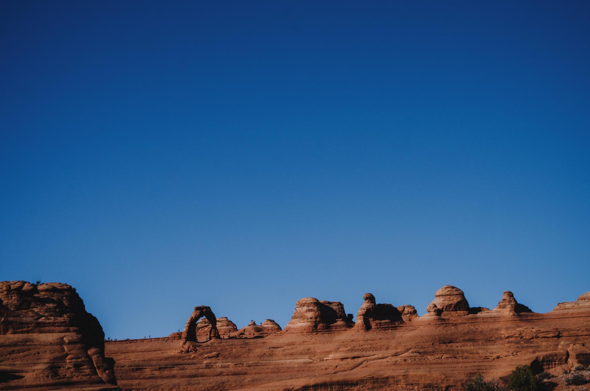 arches national park zwiedzanie