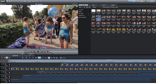 movie edit pro software free