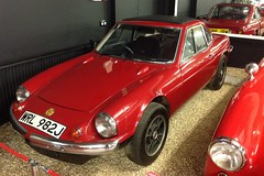 Ginetta G15 (1970) 998cc Imp power