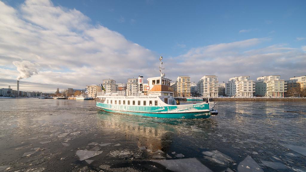 sickla stockholm