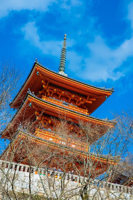 Otowa-san Kiyomizu-dera / 音羽山清水寺