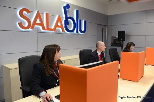 Sale Blu Ferrovie : Metaponto servizi sala blu entro fine anno dedicati alle persone