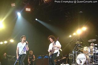 Queen+ Paul Rodgers live @ Birmingham - 2005
