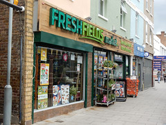 Picture of Fresh Fields Market, 86-88 Church Street