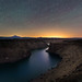 Cove Palisades II by Sandra Herber