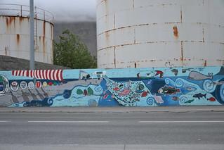 Grafitti in Ísafjörður 7