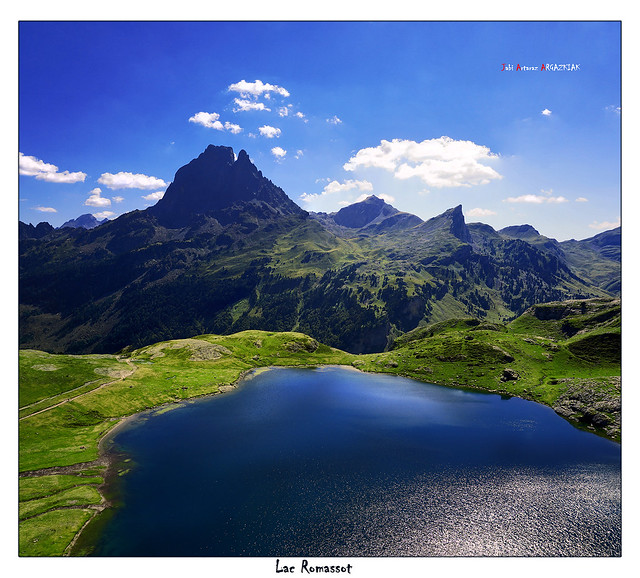 Lac Romassot