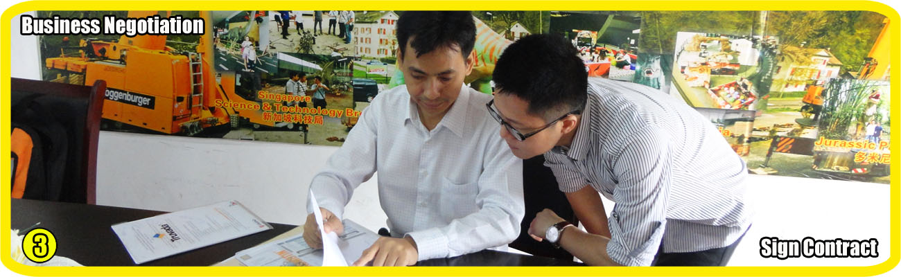 Business Negotiation & Visiting