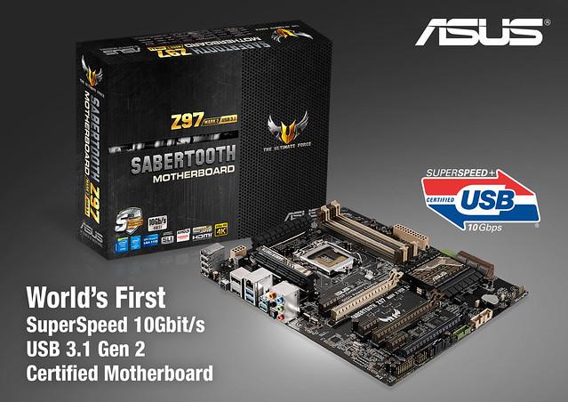 [PR] ASUS ra mắt bo mạch chủ đạt chuẩn USB 3.1 Gen 2 đầu tiên trên thế giới - 87536