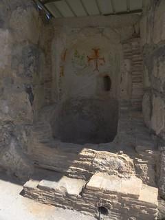 Byzantine baptistry at Beth She'an (1)