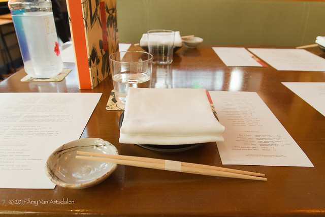 Pabu table setting