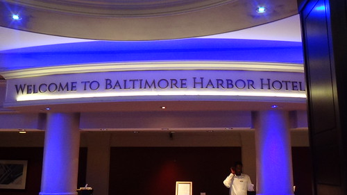 Baltimore Harbour hotel Aug 15 2